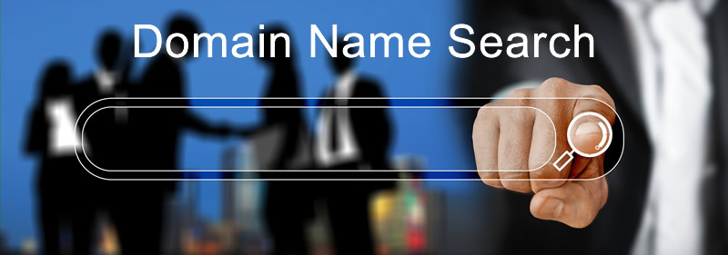 Domain Name Search for available domain names