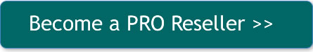 PRO Level Domain Name Reseller Button